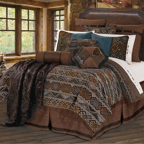 Rio Grande Rustic Bedding Collection | The Cabin Shack