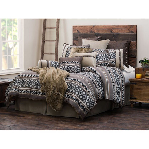 Tucson Southwestern Rustic Bedding | The Cabin Shack