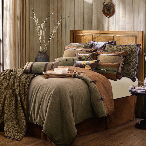 Highland Lodge Rustic Bedding Collection | The Cabin Shack