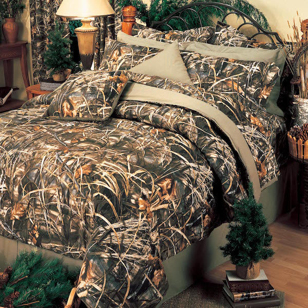 Realtree Max 4 Bedding Collection | The Cabin Shack