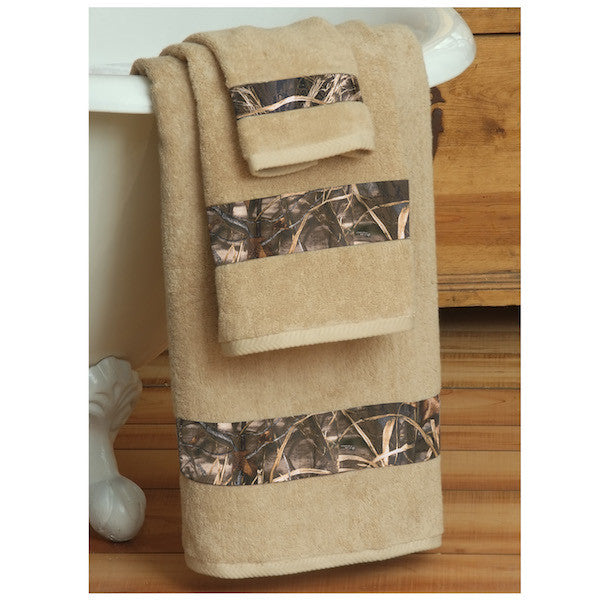 Realtree Max 4 Camo Towel Set | The Cabin Shack
