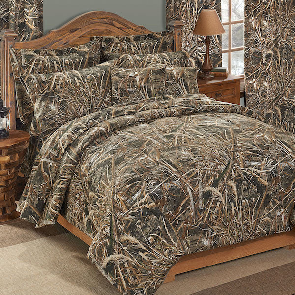 Realtree Max 5 Bedding Collection | The Cabin Shack