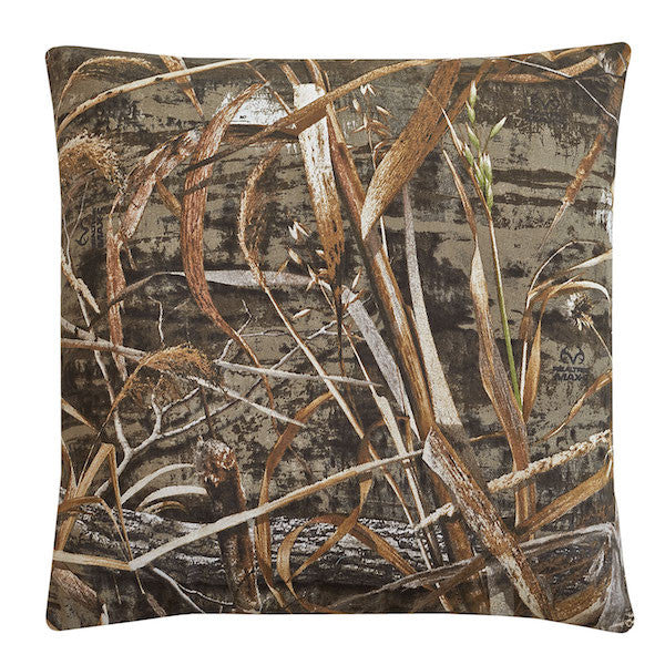Realtree Max 5 Bedding | Throw Pillow | The Cabin Shack