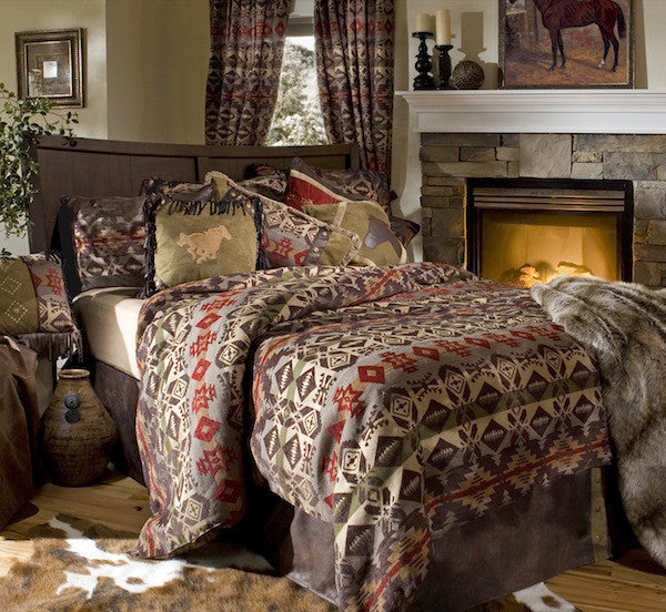 Cabin Bedding | Montana by Carstens | The Cabin Shack