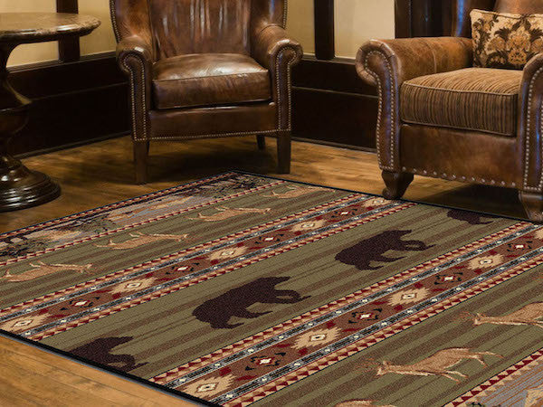Grand Lake Lodge Rug Collection