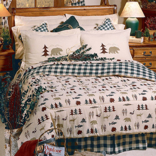 Northern Exposure Bedding Collection | The Cabin Shack