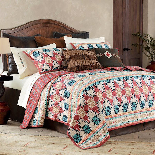 Phoenix Southwestern Bedding by HiEnd | The Cabin Shack