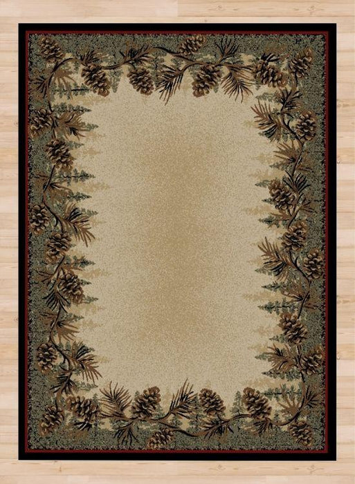 Pine Haven Rug | The Cabin Shack
