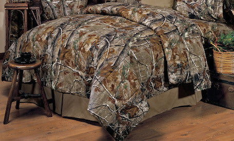Realtree All Purpose Comforter Set | The Cabin Shack