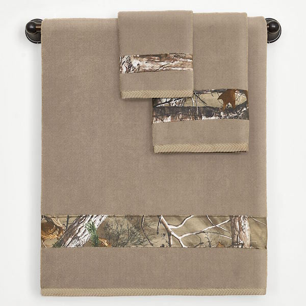 Realtree Xtra Camo Towel Set | The Cabin Shack
