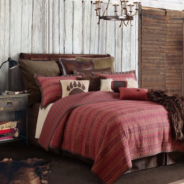 Rushmore Bedding Collection | The Cabin Shack