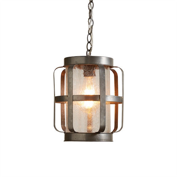 Antique Lantern Pendant Light for Cabin | The Cabin Shack