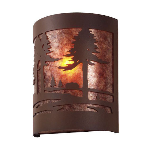 Wall Sconce | Timber Ridge Cabin