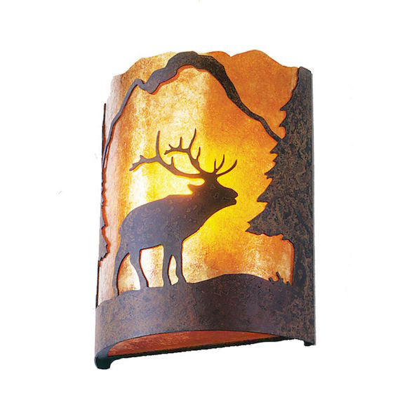 Wall Sconce | Timber Ridge Elk