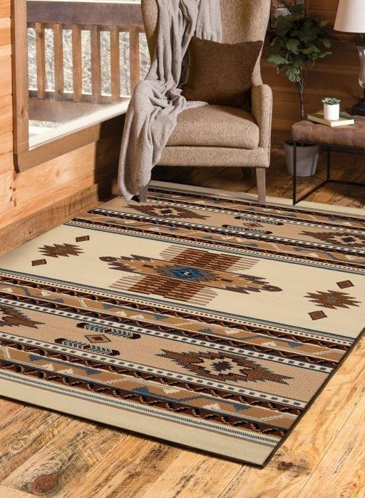 Sedona Sand Rug | The Cabin Shack