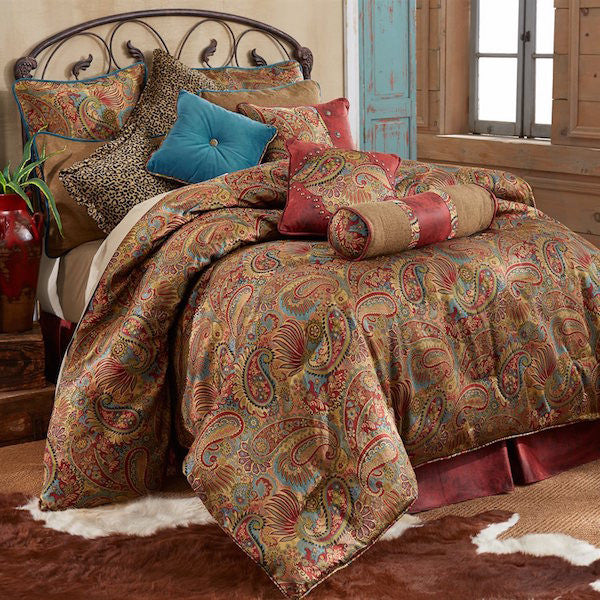 San Angelo Rustic Bedding Collection