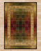 Seasons Square Rug | The Cabin Shack
