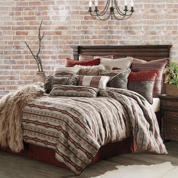 Silverado Rustic Bedding Collection | The Cabin Shack