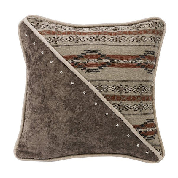 Silverado 18x18 Decorative Throw Pillow | The Cabin Shack