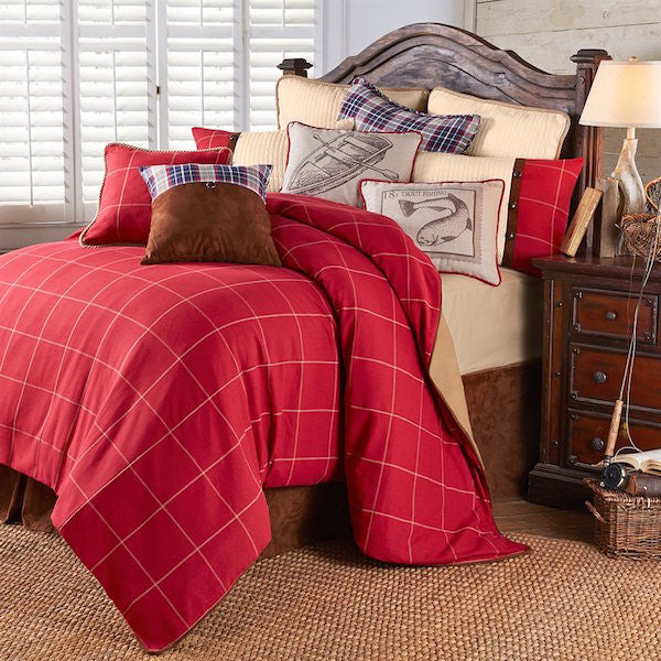 South Haven Rustic Bedding Collection
