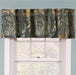 Cabin Decor - Mossy Oak Camo Green Valance - The Cabin Shack