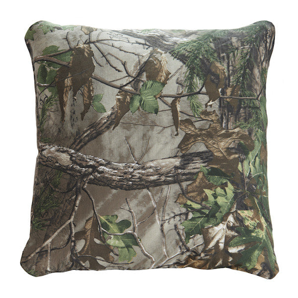 Realtree Xtra Green Throw Pillow | The Cabin Shack