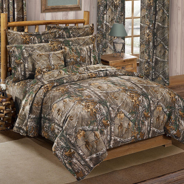 Explore Our Realtree Collection For Cabin Bedding, Throw Pillows, And  Rustic Bathroom Accessories!