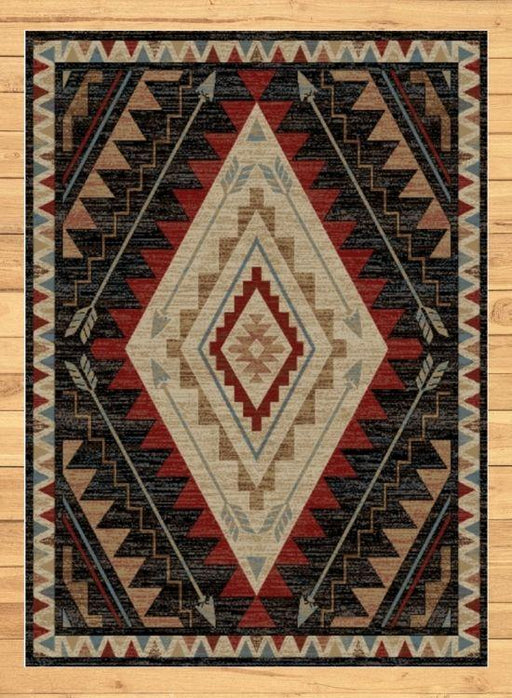Apache Arrow Rug | The Cabin Shack