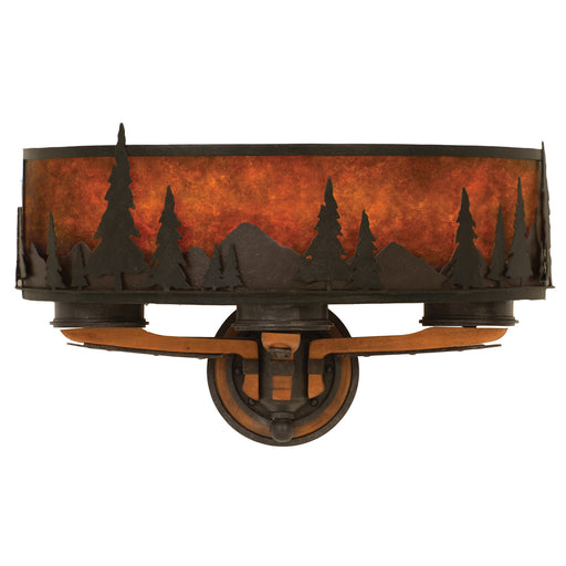Aspen Treescape Wall Sconce | The Cabin Shack