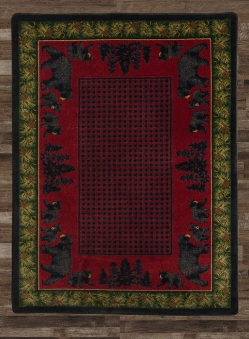 Bear Meadows Multi Rug | The Cabin Shack