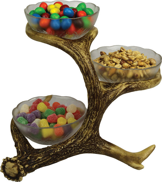 Antler Snack Decorative