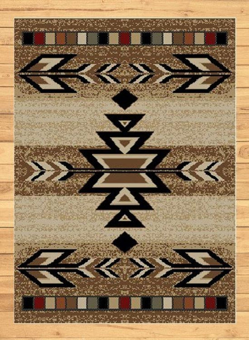 Glendale Sand Rug | The Cabin Shack