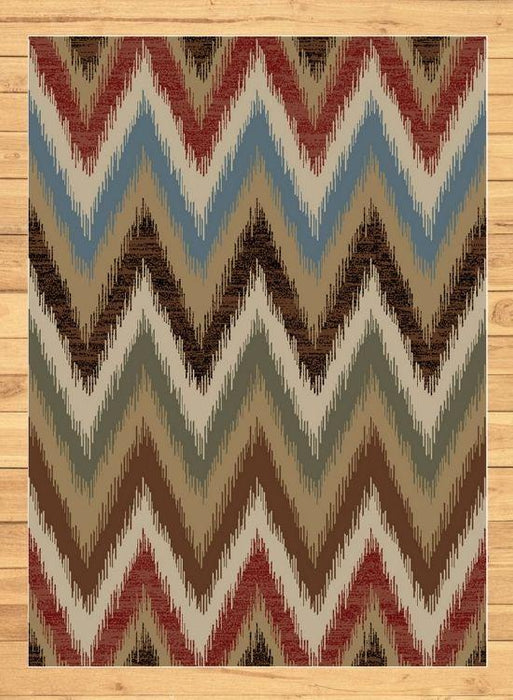 Patagonia Rug | The Cabin Shack