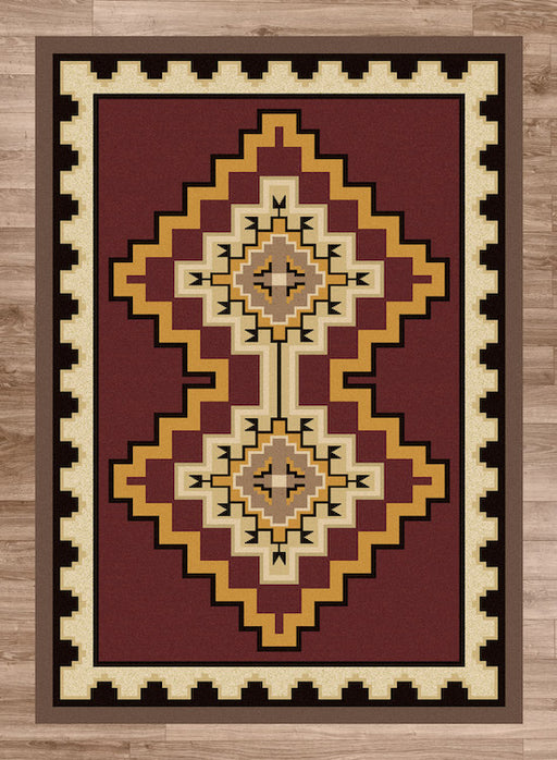 Pawnee Council Rug | The Cabin Shack