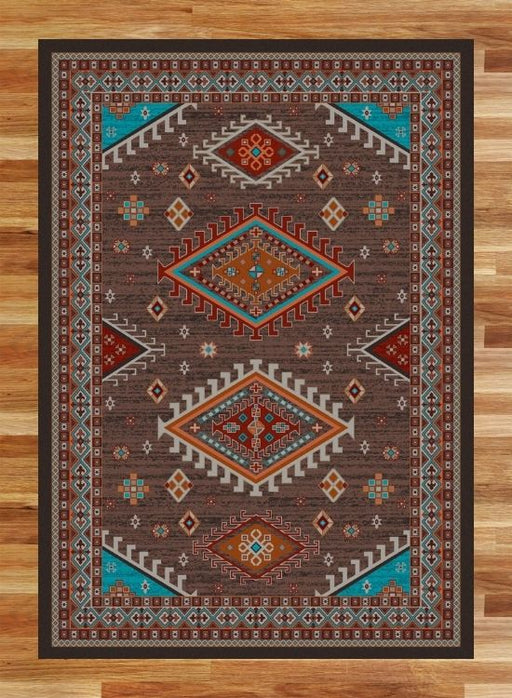 Persian Stone Rug | The Cabin Shack