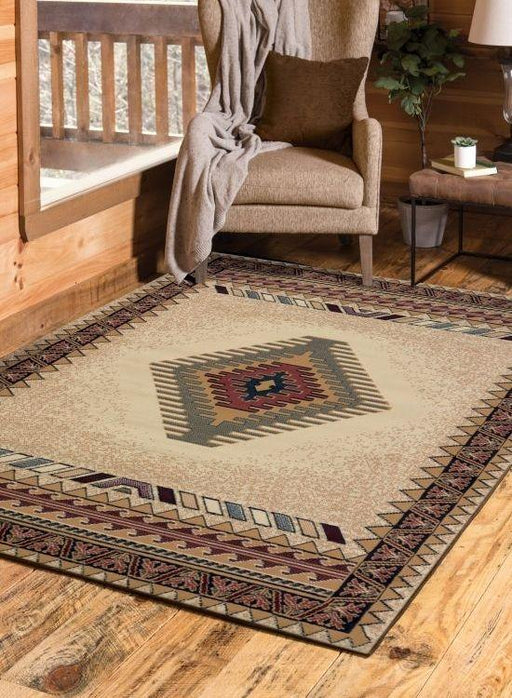 Phoenix Sand Rug | The Cabin Shack
