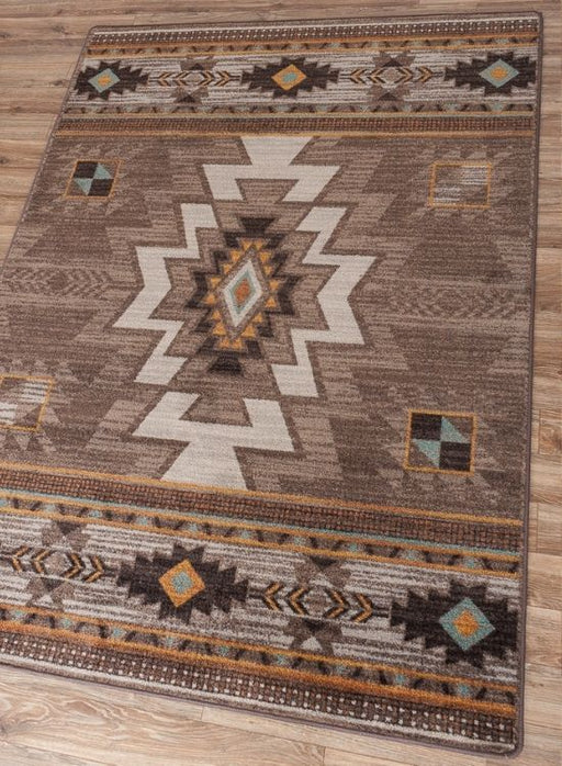 Saddle Creek Rug | The Cabin Shack