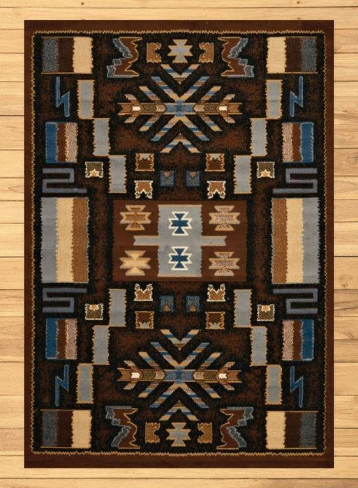San Luis Multi Rug Overview | The Cabin Shack