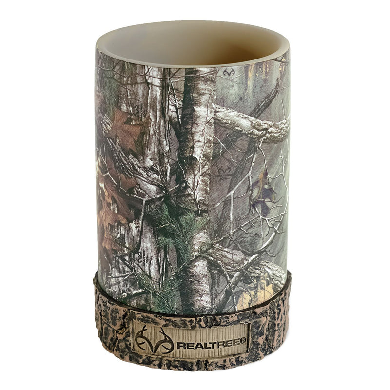 Realtree Xtra Tumbler | Rustic Bathroom | The Cabin Shack