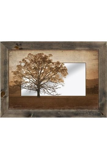 Twilight Tree Mirror | The Cabin Shack
