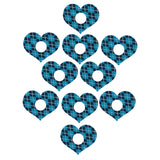 Freestyle Libre Heart Shaped Patch x 10