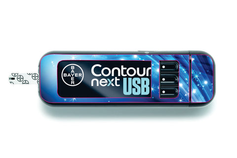 Bayer Contour Next meter Sticker