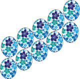 Dexcom Hibiscus flowers Design Patches 10 pack