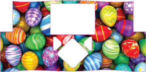 Medtronic Easter pump stickers