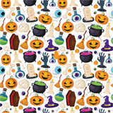 Printed Halloween Patches, suits all devices!