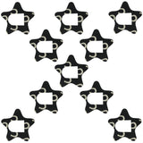 Omni-Pod Star Shaped Patch x 10