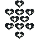 Medtronic Heart Shaped Patch x 10