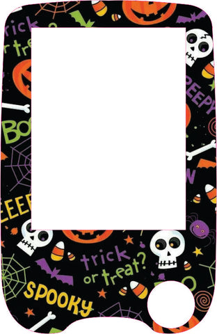 Freestyle Libre Scanner Stickers - Halloween