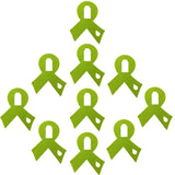 Dexcom G4/G5 Diabetes Awareness Ribbon Shaped Patch x 10