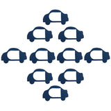 Omnipod Car Shaped Patch x 10